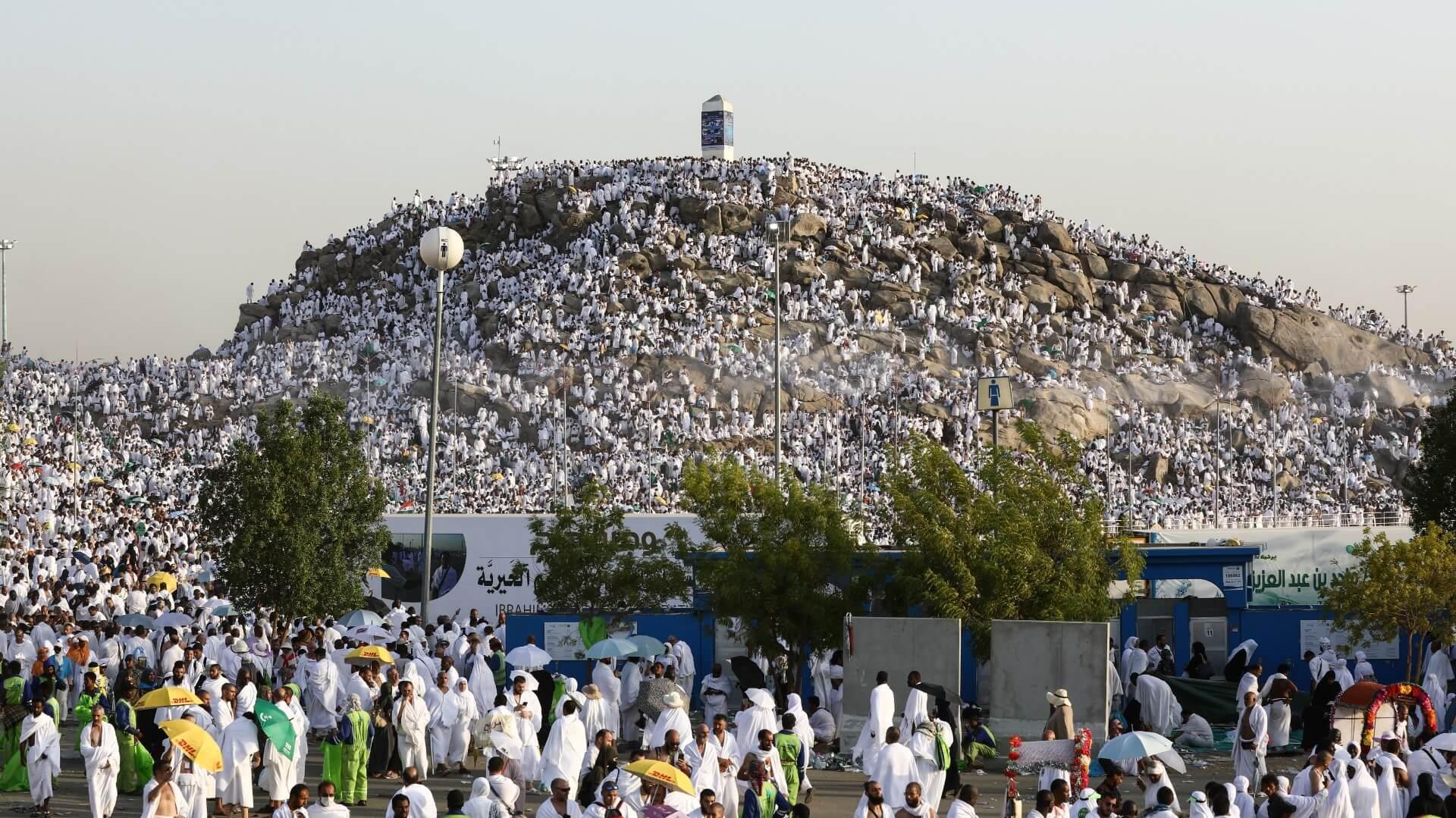 السياحة الدينية في السعودية -موقع كوكيز بالعربي - جبل عرفة 4