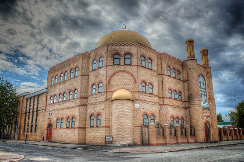 السياحة الدينية في السعودية -موقع كوكيز بالعربي - مسجد الرحمة 2