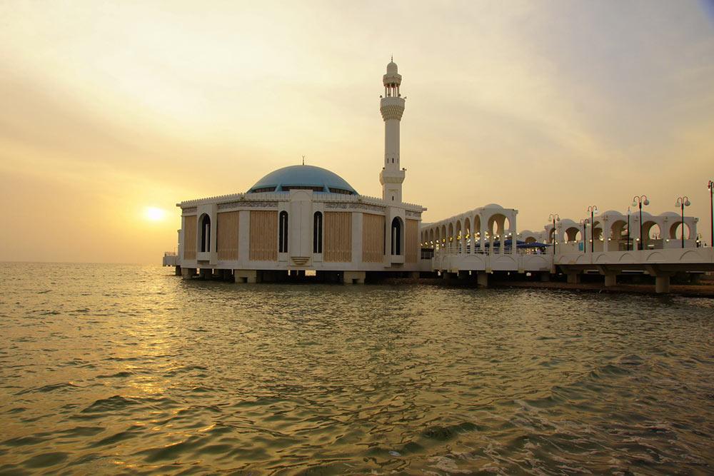 السياحة الدينية في السعودية -موقع كوكيز بالعربي - مسجد الرحمة
