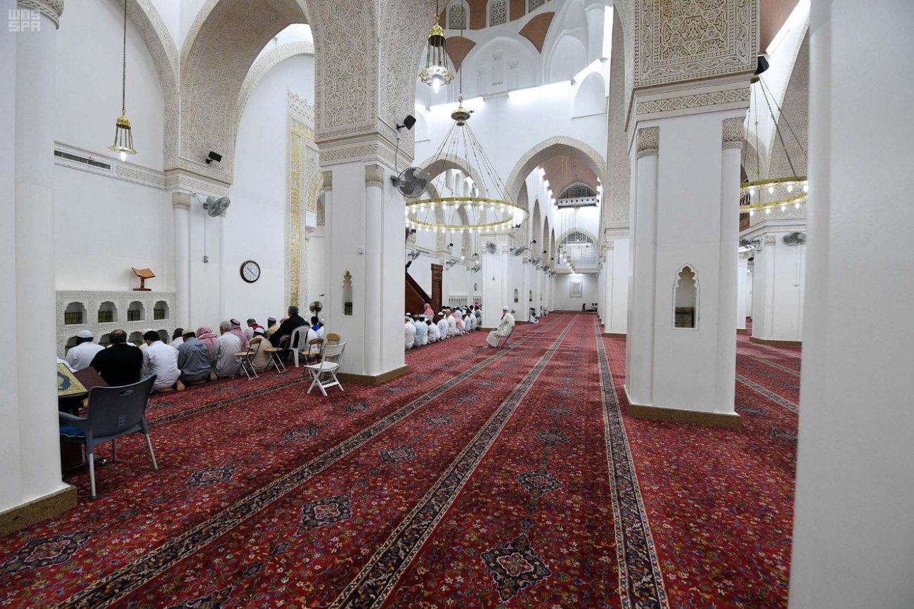 السياحة الدينية في السعودية -موقع كوكيز بالعربي - مسجد القبلتين