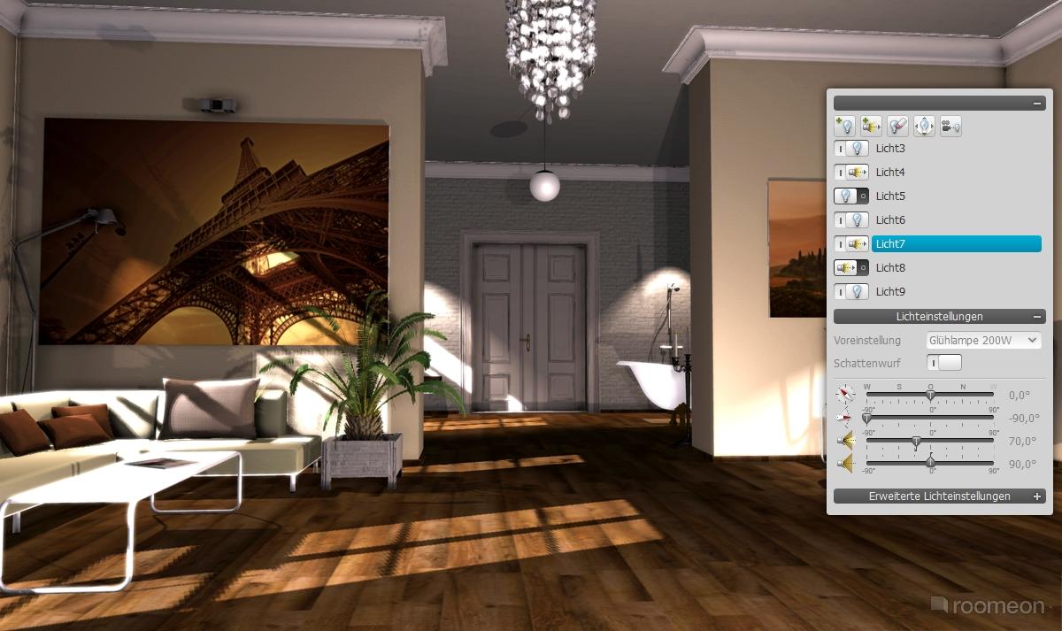 برنامج Design a Room