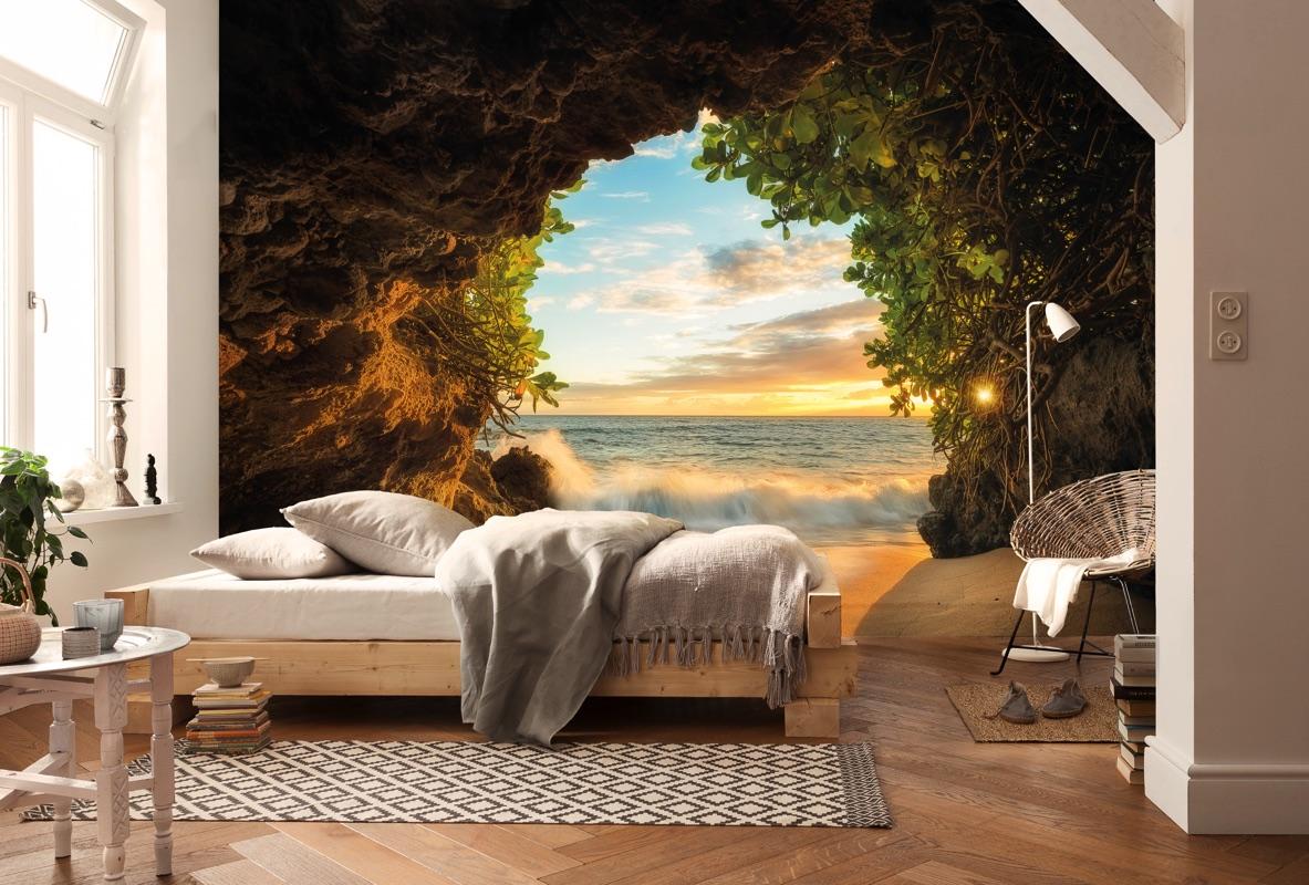 اختيار ورق الحائط المناسب لغرفة المنزل