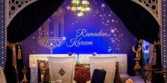 طرق مبتكرة وابداعية لديكور زينة رمضان للبيت