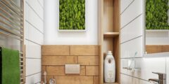 حمامات صغيرة- اجمل افكار استغلال المساحات حمامات صغيرة 2022