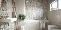 حمامات- افكار استغلال مساحة الحمام افضل استغلال