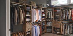 غرف ملابس – افكار للمساحات الصغيرة والكبيرة بتصميمات انيقة dressing rooms